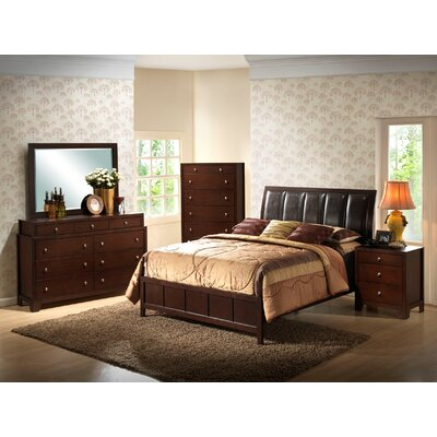 Weber Panel Bedroom Collection