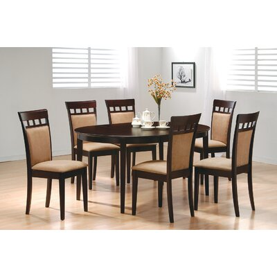 Wildon Home ® Crawford 7 Piece Dining Set