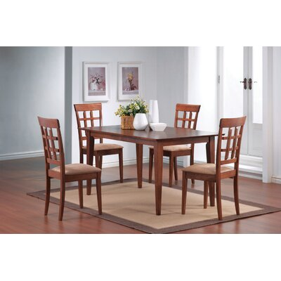 Wildon Home ® Crawford 5 Piece Dining Set