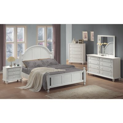 Wildon Home ® Kayla 3 Drawer Nightstand