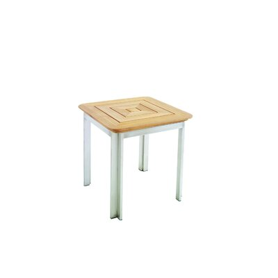Wildon Home ® Breeze Square Side Table