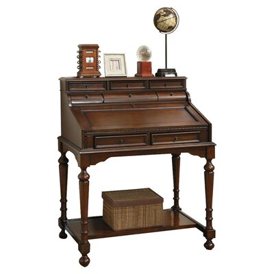 Wildon Home ® Secretary Desk