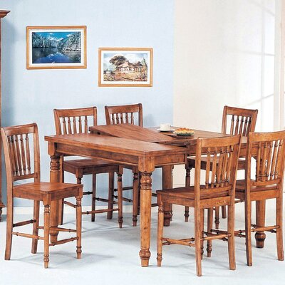Wildon Home ® Bush Counter Height Dining Table