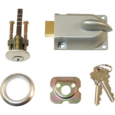 PrimeLine Center Dead Lock with Key Cylinder