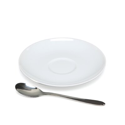 """Alessi Mami 6.24"""" Saucer for Teacup"""