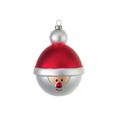 Babbonatale Christmas Tree Ornament (Set of 4)