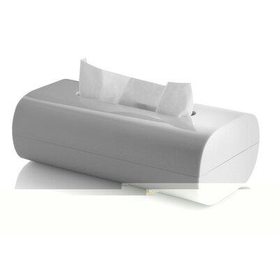 Alessi Birillo Tissue Box by Piero Lissoni