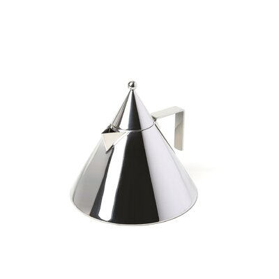 Aldo Rossi 2-qt. Il Conico Water Tea Kettle