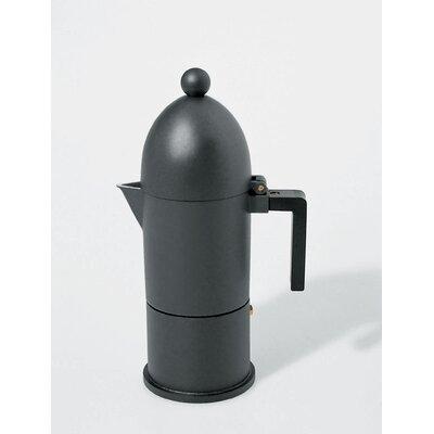Alessi Electric Espresso Coffee Maker Rs07/Uk : Alessi La Cupola Espresso Maker by Aldo Rossi Price - YW-P9
