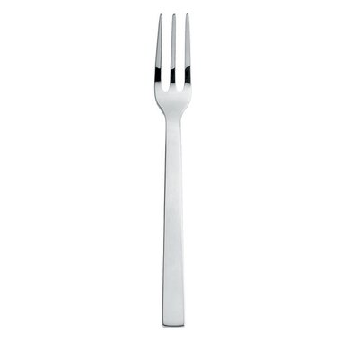 Alessi Santiago Hors-d'oeuvre Fork in Mirror Polished by David Chipperfield