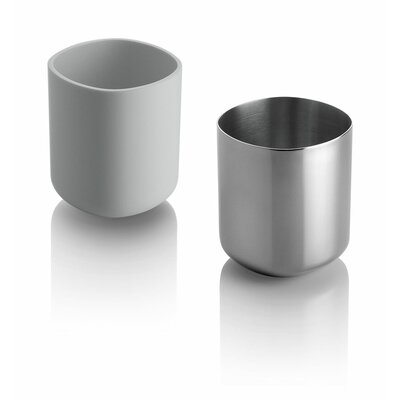 Alessi Birillo Toothbrush Holder by Piero Lissoni