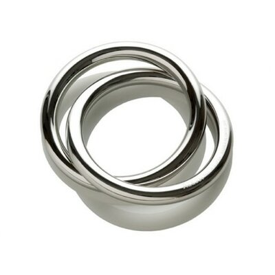 Alessi Oui Napkin Ring by LPWK, Andrea Incontri