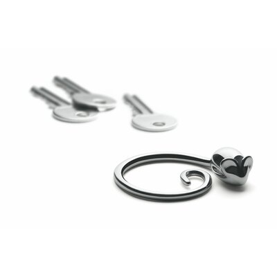 Alessi Pip Key Ring