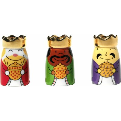 Alessi Re Magi Figurine (Set of 3)