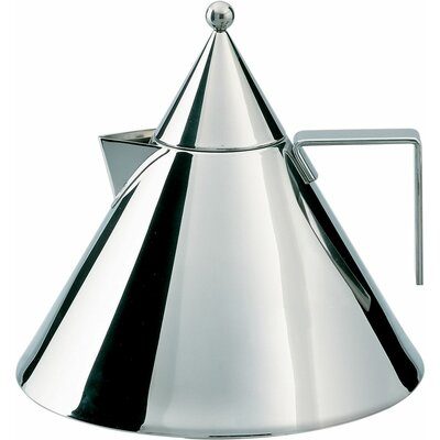 Alessi Aldo Rossi 2-qt. Il Conico Water Tea Kettle