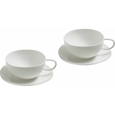 Alessi Fruit Basket Teacup with Saucer (Set of 2)