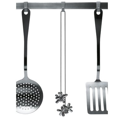 Alessi Tripod Trivet with Adjustable Element by Gabriele Chiave and Laura Polinoro