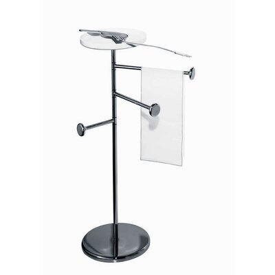 Alessi Birillo Free Standing Towel Rack