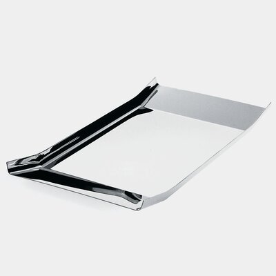 "Alessi ""Arran"" Rectangular Tray"