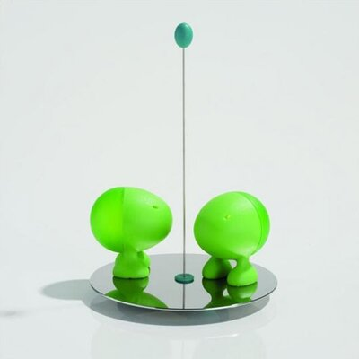 alessi lilliput salt and pepper shakers by stefano