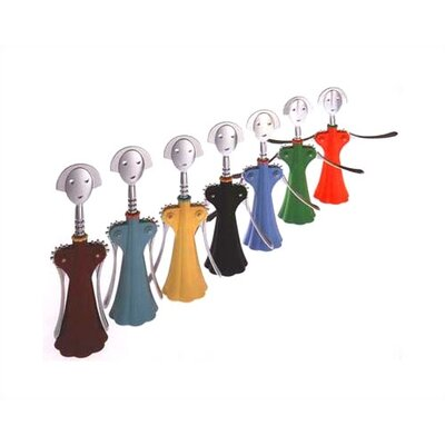 Alessi Anna G. Corkscrew (Colors) by Alessandro Mendini