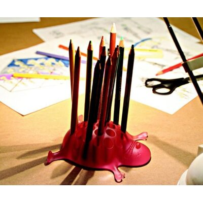 Alessi Sebastiano Pencil Holder by Massimo Giacon