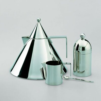 Alessi Il Conico Water Kettle by Aldo Rossi