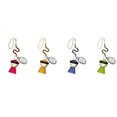 Alessi Mr. Chin Cell Phone Charm by Stefano Giovannoni