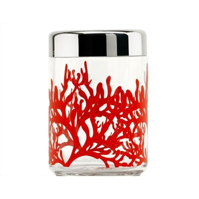Alessi Mediterraneo by Emma Silvestris Kitchen Jar Collection