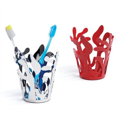 Alessi Mediterraneo Toothbrush Holder by Emma Silvestris