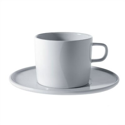 Alessi Platebowlcup Teacup and Saucer Set