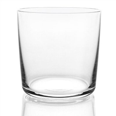 Alessi Glass Family Water Glass by Jasper Morrison