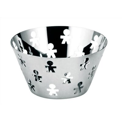 Alessi Girotondo Fruit Bowl by King Kong