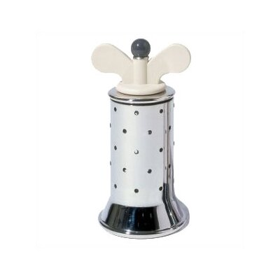 Alessi Michael Graves Pepper Mill in Ivory