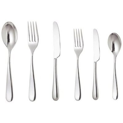 Alessi Nuovo Milano by Ettore Sottsass 36 Piece Flatware Set