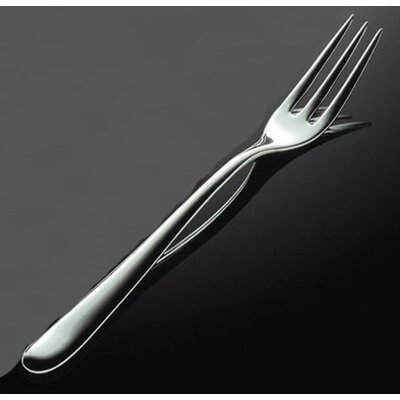 Alessi Caccia Pronged Table Fork in Mirror Polished by Luigi Caccia Dominioni