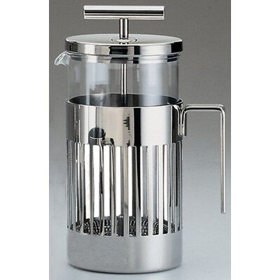 Aldo Rossi Press Filter Coffee Maker or Infuser