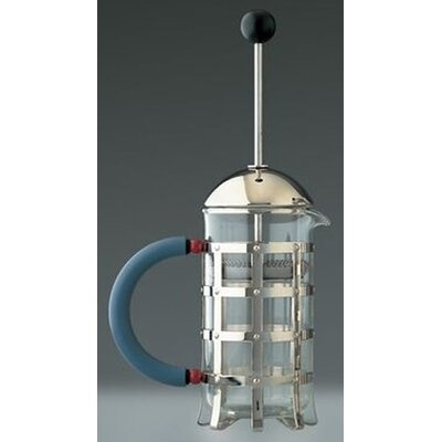 Alessi Michael Graves Press Filter Coffee Maker and Infuser