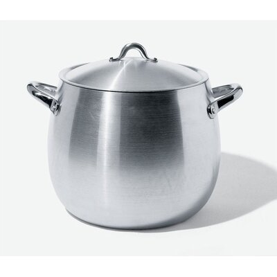 Alessi Mami 490 oz. Stockpot and Lid