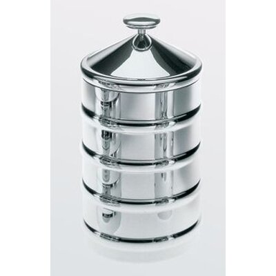 Alessi Clare Brass 39.9 oz. Kalistò 3 Kitchen Box