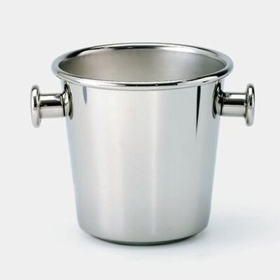 Alessi Luigi Massoni Stainless Steel Ice Bucket