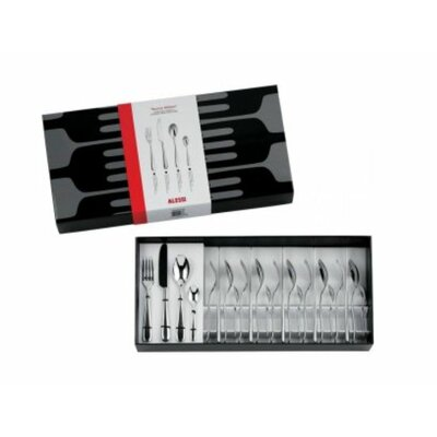 Nuovo Milano by Ettore Sottsass 24 Piece Flatware Set