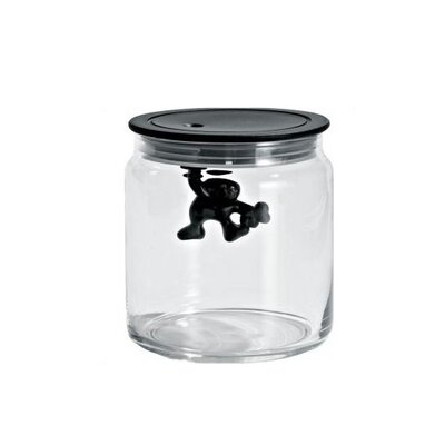 Alessi Gianni Storage Jar with Lid by Mattia Di Rosa