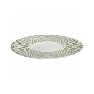 "Alessi Acquerello 12.6"" Round Serving Plate"