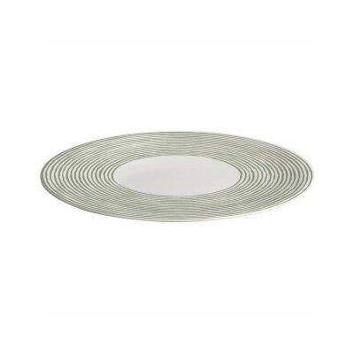 "Alessi Acquerello 12.6"" Round Serving Plate"