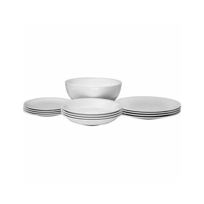 All-Time 13 Piece Dinnerware Set