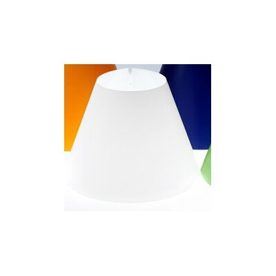 "Luceplan 10"" Costanzina Lamp Shade"