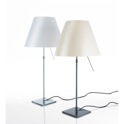 Luceplan Costanza Table Lamp with Sensor Dimmer - Shade Included