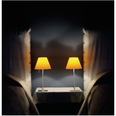 Luceplan Costanzina Table Lamp - Complete Kit