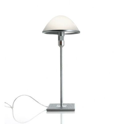 "Luceplan Mirandolina 20"" H Table Lamp with Bowl Shade"